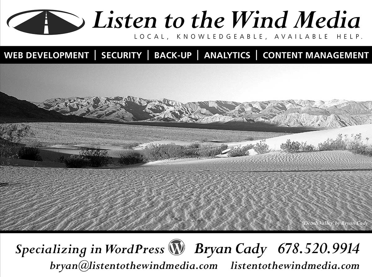 Listen to the Wind Media by Bryan Cady